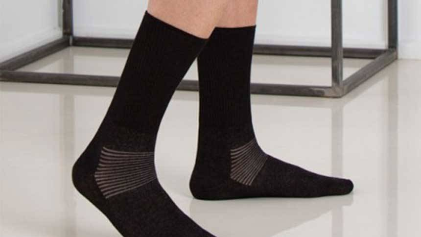chaussettes en fibre X-Static